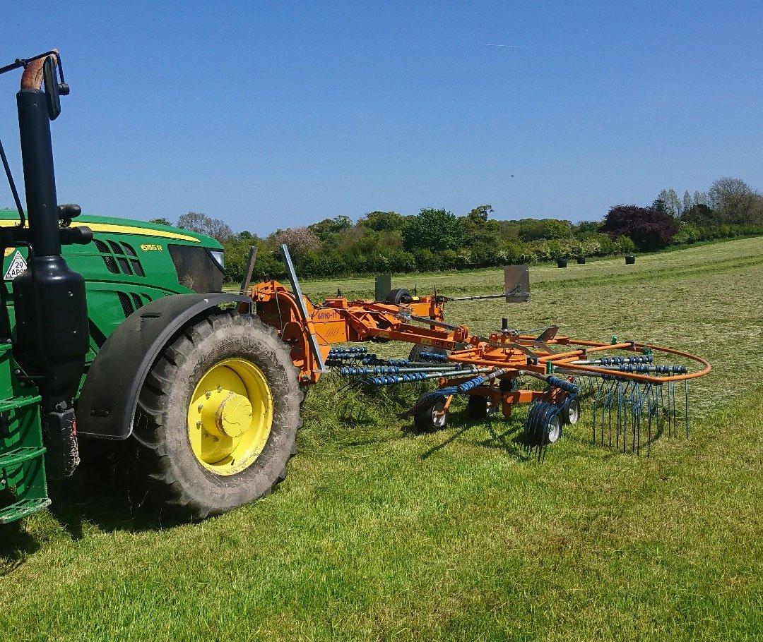 abimac tractor front rake3