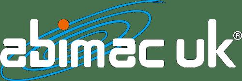 abimac uk logo white
