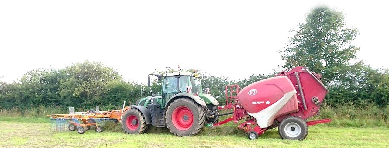 abimac uk rake and tractor 2